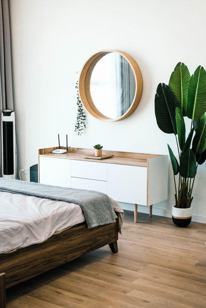 Style contemporain et mobilier